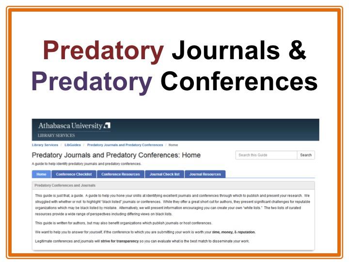 01--Predatory Practices