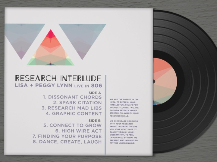 Research Interlude playlist